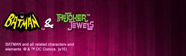 Batman and the Joker Jewels Slots