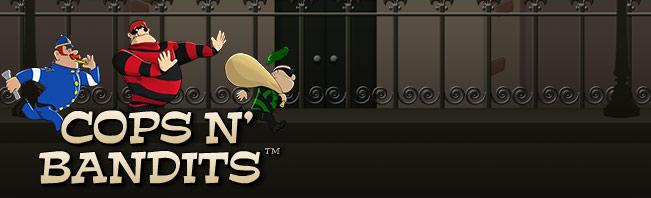 Cops N' Bandits Pokies