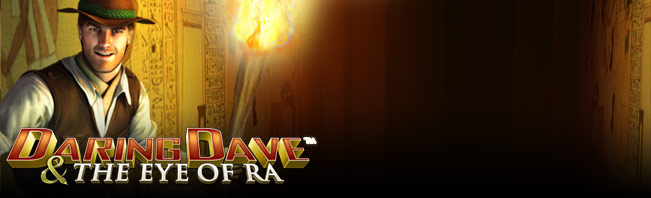 Daring Dave & The Eye of Ra Pokies