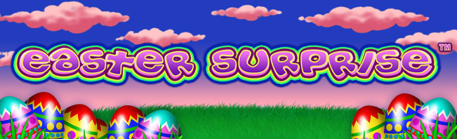 Easter Surprise Spielautomaten