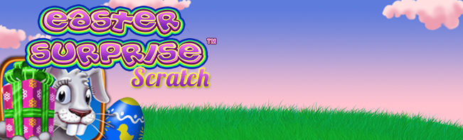Easter Surprise Scratch