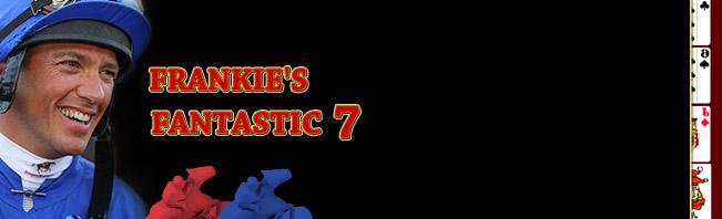 Frankie's Fantastic 7 Arcade Game