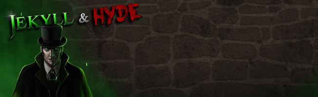 Jekyll and Hyde Slots