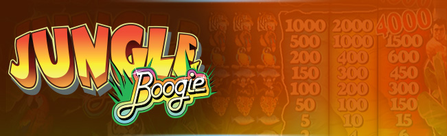 Jungle Boogie Spielautomaten