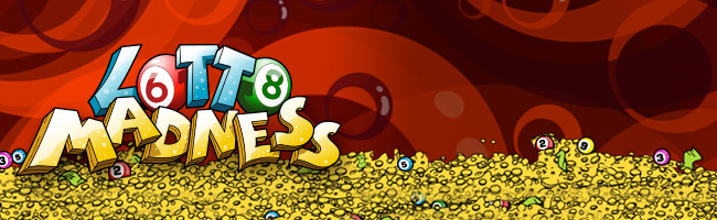 Lotto Madness Spielautomaten