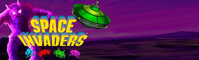 Space Invaders Slots