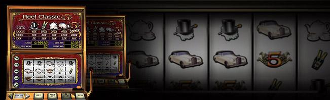 Reel Classic 5 Slots