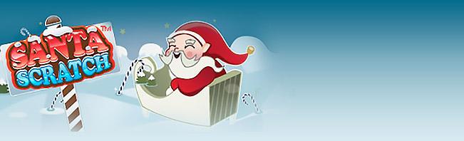 Santa Scratch