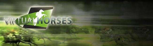 Virtual Horses Arcade Game