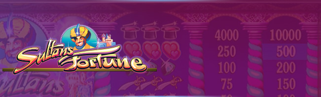 Sultan's Fortune Slots