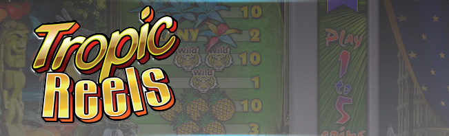 Tropic Reels Slots