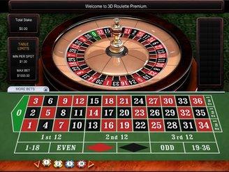 Play 3D Roulette Premium Online