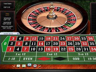 Play 3D Roulette Online