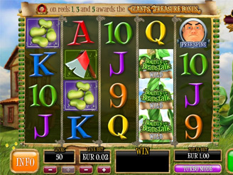 Play Bounty of the Beanstalk Online