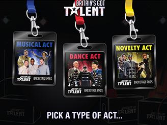 Play Britain's Got Talent Slots Online