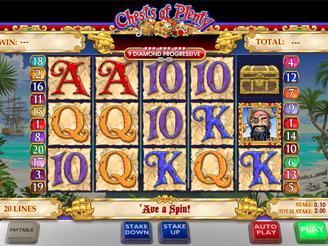 Play Chests of Plenty Slots Online