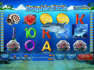 Play Dolphin Cash Online