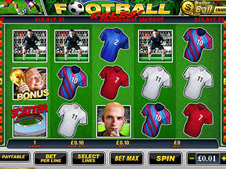 Play Football Rules Online Pokies