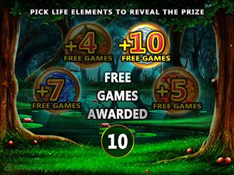 Play Goddess of Life Slots Online
