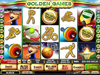 Play Golden Games Online Pokies