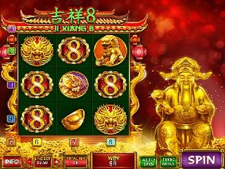Play Ji Xiang 8 Slots Online