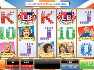 Play Little Britain Online