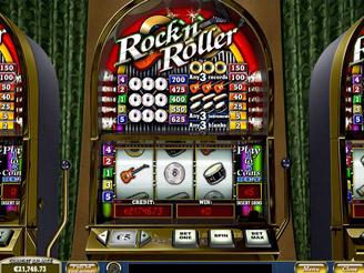 Spielen sie Rock'n' Roller Spielautomaten Online