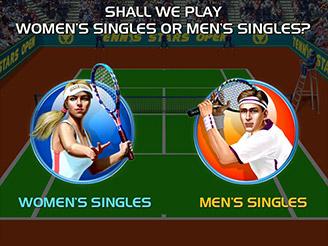 Spielen sie Tennis Stars Spielautomaten Online