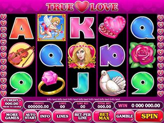 Play True Love Online Pokies