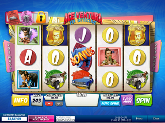Play Ace Ventura Online