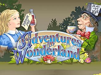 Play Adventures in Wonderland Online Pokies