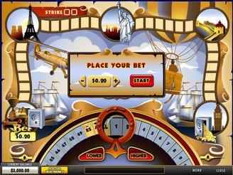 Play Around The World Arcade Online