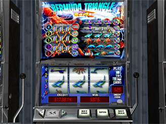 Play Bermuda Triangle Online Pokies