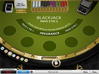Play Multiplayer Blackjack Surrender Online