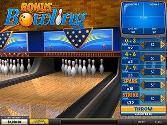 Play Bonus Bowling Arcade Online