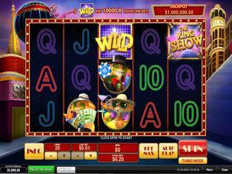 Spielen sie Cat in Vegas Spielautomaten Online