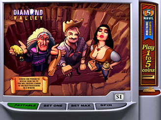 Play Diamond Valley Slots Online