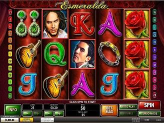 Play Esmeralda Slots Online