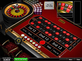 Play European Roulette Multiplayer Online