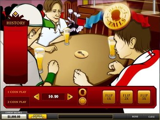 Play Heads Or Tails Arcade Games Online