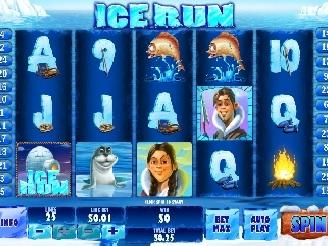 Play Ice Run Slots Online