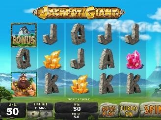 Spielen sie Jackpot Giant Spielautomaten Online