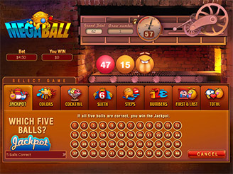 Play Megaball Arcade Games Online