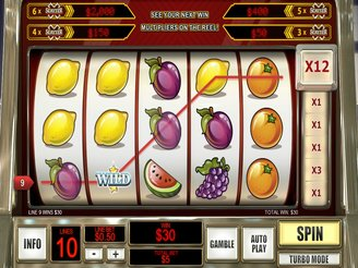 Play Multiplier Madness Slots Online