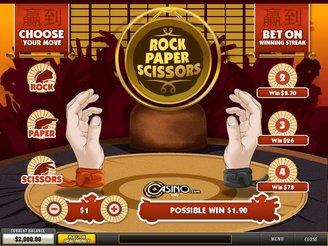 Play Rock Paper Scissors Arcade Online