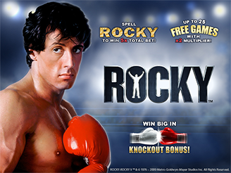 Play Rocky Scratch Games Online