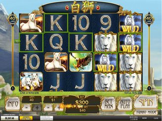 Play Bai Shi Out Slots Online