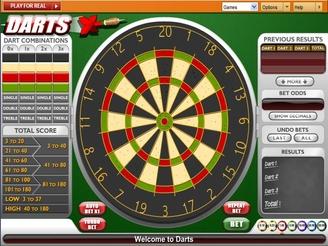 Play Darts Arcade Online