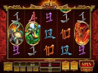 Play Si Xiang Online Pokies