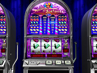 Play Sultan's Fortune Slots Online